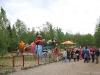 Празднование Дня России в парке им. В. Дубинина
