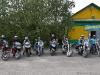Празднование Дня железнодорожника в парке Володи Дубинина