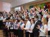 Праздник «Последний звонок» у 9 классов гимназии №1