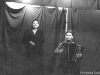 Артисты клуба на берегу реки Печоры. 1953 г. Из архива Натальи Еремейчик