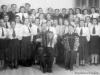 1954 г. Хор в ДКР. Фото из архива Яровой И.В.
