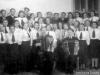 1956 г. Артисты-политзаключенные первого клуба, который находился на ул. Речной в р-не старого раймага. Фото из архива Надежды Николаевны Скипидаровой.