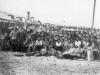 1950 г. Обитатели зон г. Печоры.  Фото из архива А.В. Буровой.