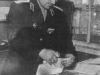 1959-60 г. Яков Михайлович Старков в здании милиции. Фото из архива Валентины Яковлевны Овечкиной.