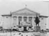 Март 1965 г. ДКР. Памятник воину. Фото из архива Каманчаджан.
