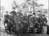 Бригада плотников СУ-14 из Печоры в Усть-Лыже (60-е годы)