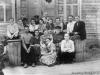 Август 1953 г. Коллектив банка г. Печоры. Фото из архива Мыниной Татьяны Владимировны.