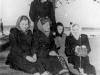 Июнь 1954 г. Берег реки Печоры. Фото из архива Яровой И.В.