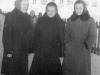 Зима 1954 г. Фото из архива Евгении Николаевны Семенюк