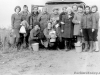 1977 г. Уборка картофеля в совхозе