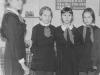 Пионеры школы №9 в музее Дзержинского