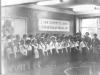 Пионерский сбор в школе №9