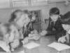 Совет дружины школы №9 пишет письмо в Центральный музей Революции