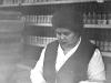Антонина Ивановна Филиппова, продавец. 1961 г. Из архива Натальи Еремейчик