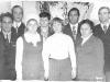Делегаты ВПТУ на 12 Печорской бассейновой профсоюзной конференции, 1976 г.