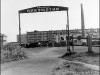 Вход на бывший стадион локомотивного депо, котельная (1988 г.)