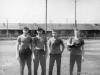 1962 г. Спартакиада плавсостава за ДКР. Фото из архива Татьяны Мыниной