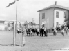 22 июля 1968 г. Поднятие флага XII спартакиады плавсостава печорского бассовета ДСО