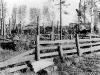 Затон Путеец после урагана (13.10.1982 г.)