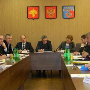 Визит главы Республики Коми