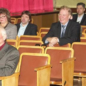 Завершающее заседание Совета
