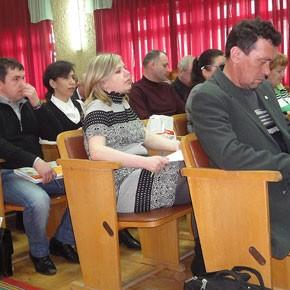 С заседания Совета МР «Печора»