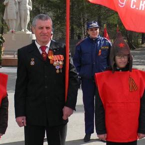 Празднование Дня Победы – ФОТО