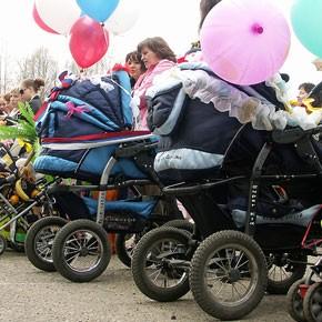 «Парад колясок-2011»