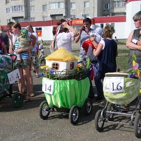 «Парад колясок»-2011 – ФОТО