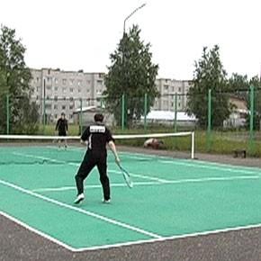 Большой теннис в Печоре