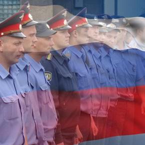 Смена руководства полиции