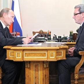 Владимир Путин одобрил программу Вячеслава Гайзера