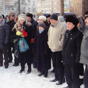 День памяти жертв политических репрессий – ФОТО