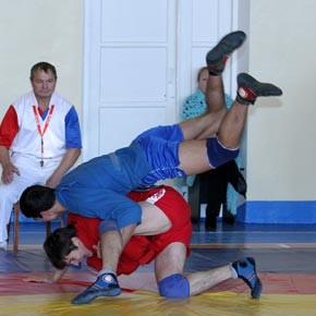 Чемпионат РК по самбо – ФОТО