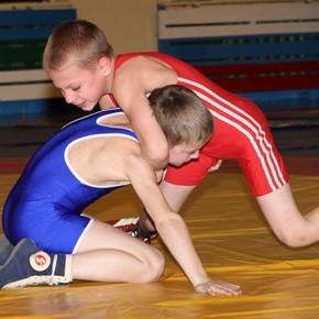 Борцовский турнир – ФОТО