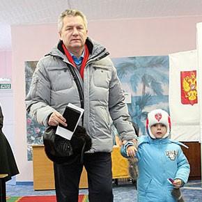 Выборы в Печоре – фото, видео