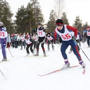 «Лыжня России-2012» – ФОТО