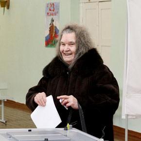 Выборы идут! – ФОТО