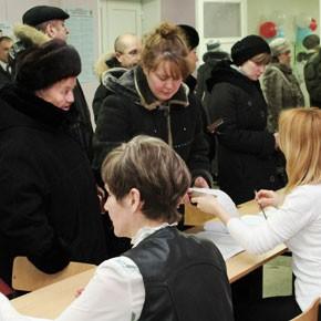 Выборы-2012 – предварительные итоги
