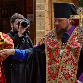 Визит епископа – ФОТО