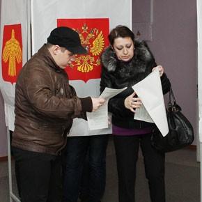 Выборы в Печоре – ФОТО