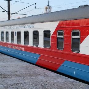 Ждите поезд в Чикшино и Кожве!