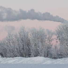 И о погоде – самые морозные каникулы