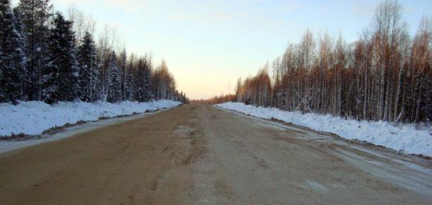 Автодорогу Вис – Малая Пера предполагается заасфальтировать