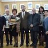 В выставочном зале Эжвинской ДХШ 11 января состоялось открытие выставки работ учащихся художественного отделения детской школы искусств г. Печоры