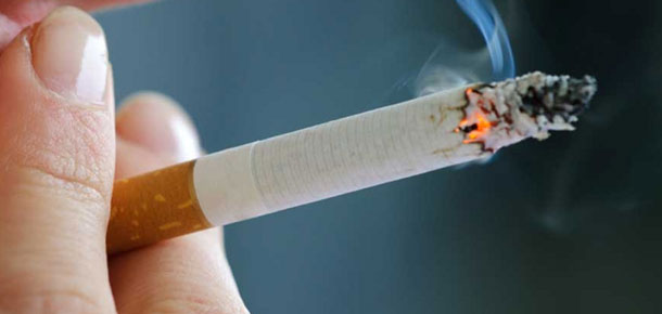 Куришь? Отработай!