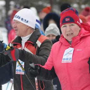 Приглашаем на «Лыжню России»!