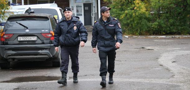 Отдел МВД России по г. Печоре производит отбор кандидатов на службу в патрульно-постовую службу.