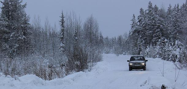 Открыта зимняя автомобильная дорога общего пользования местного значения МР «Печора» «п. Каджером – п. Зеленоборск»