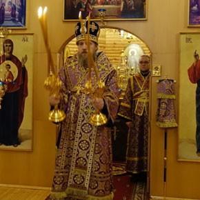 Пасхальное послание Преосвященнейшего епископа Воркутинского и Усинского Иоанна